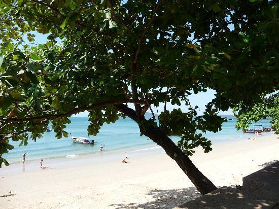 Aonang Ayodhaya Beach Resort: baie-d-ao-nang
