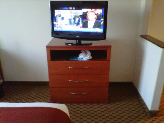 Holiday Inn Express Midland Loop 250: TV