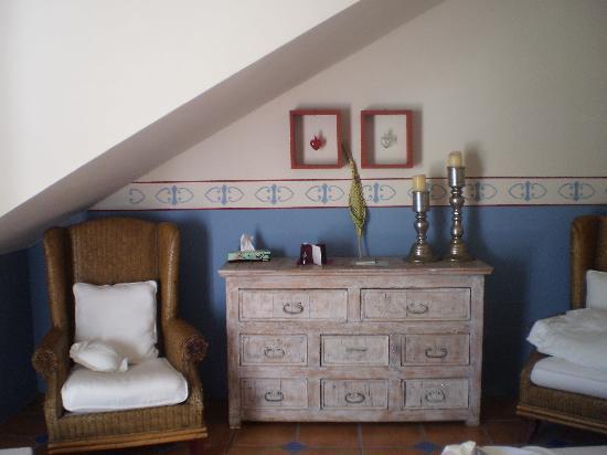 Casa Verde Inn : la mia camera