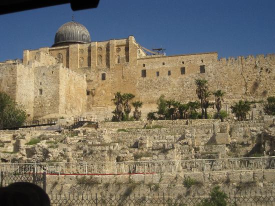 Mezquita de Al-Aqsa: Masjid-ul-Aqsa