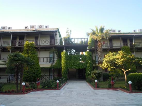 Club Jumbo Izmir: les chambres