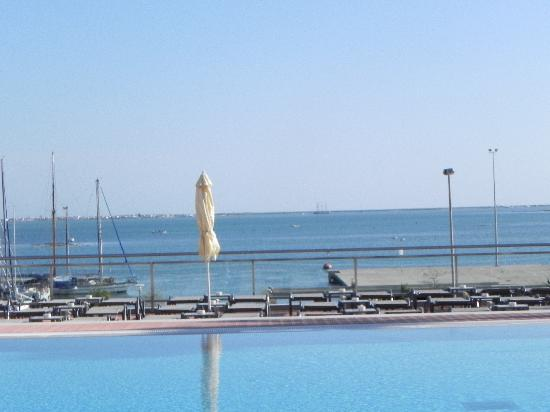 Real Marina Hotel & Spa: the pool