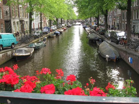 Beautiful canals foto van amsterdam noord holland for Amsterdam b b centro