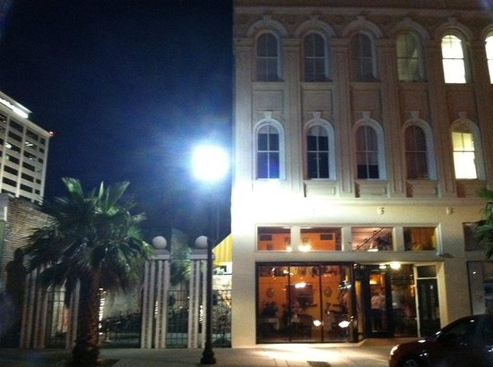 Bacchus Food and Drink: Outside of the Restaurant