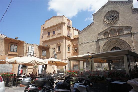 Antica Focacceria di San Francesco: Terrazas