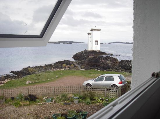 Carraigh Fhada House: Seaview from room