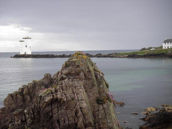 Carraigh Fhada House: Lighthouse and Carraig Fhada House