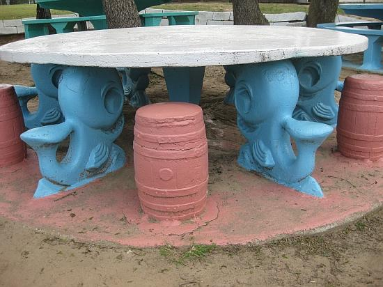Blue Whale of Catoosa: A great place to picnic