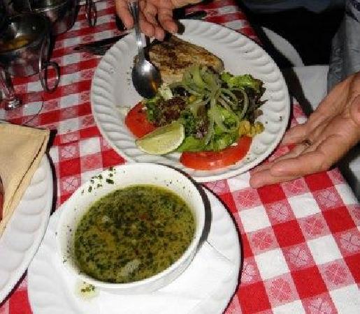 Il Veneziano: Filete de Robalo