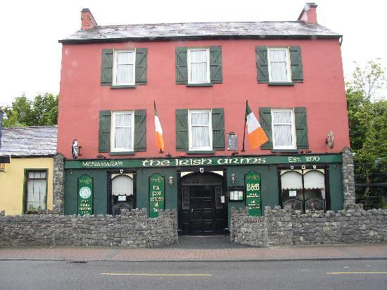 The Irish Arms