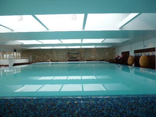 Amfora Hvar Grand Beach Resort: indoor pool at the Adriana