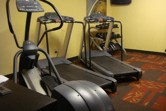 Courtyard Las Vegas Convention Center : Fitness Center