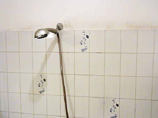 Hotel Gounod Nice: bathroom