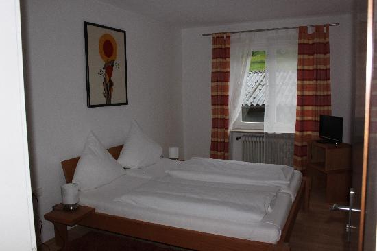 Bad Wildbad, Duitsland: View of bedroom