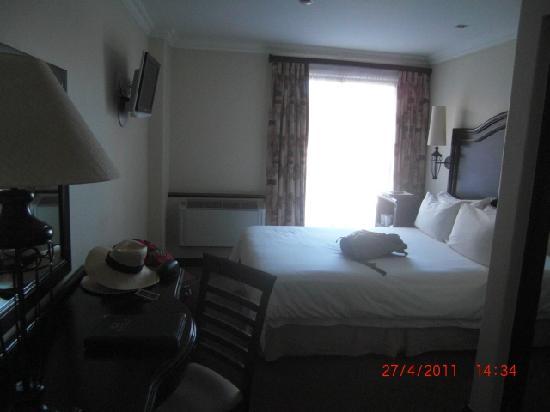 Premier Hotel Pretoria: Habitación