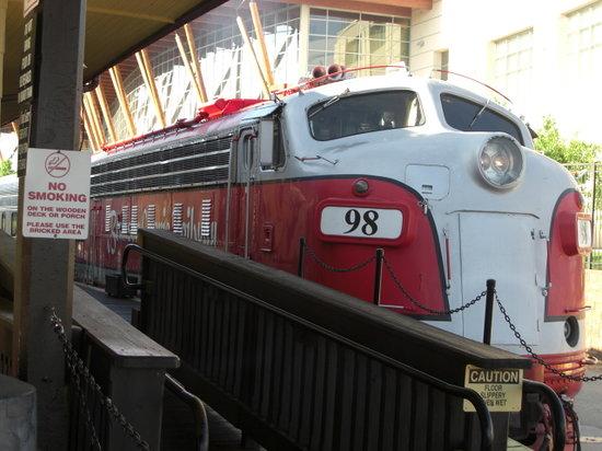 Branson Scenic Railway (Ozark Zephyr)
