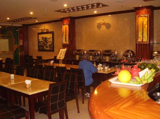Lavender Hotel: Dinning View