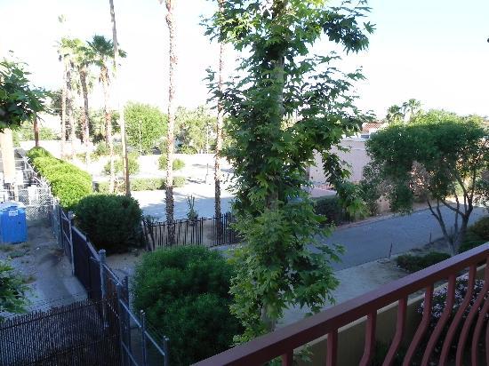 Holiday Inn Express Palm Desert / Rancho Mirage : Blick vom Zimmer 1