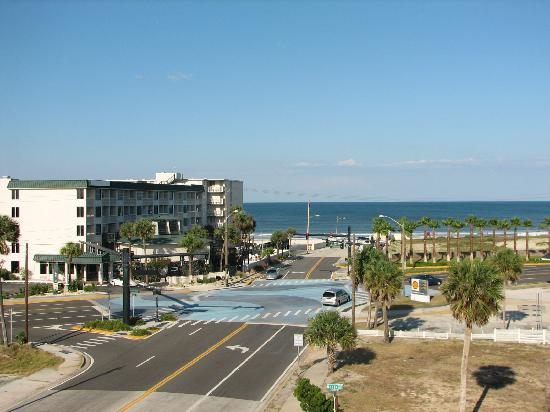 Daytona Resort & Club: View from Balcony