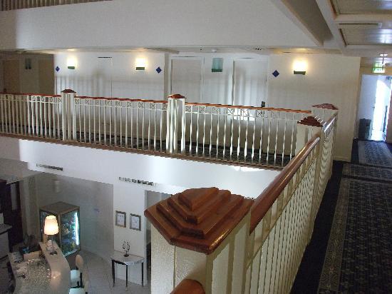 Vista Hotel : Interior
