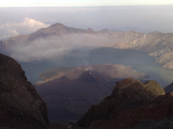 Senggigi, Indonesia: jay rinjani4