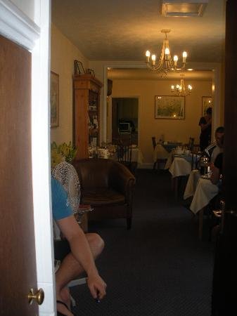 Radnor Guest House: Breakfast dining room