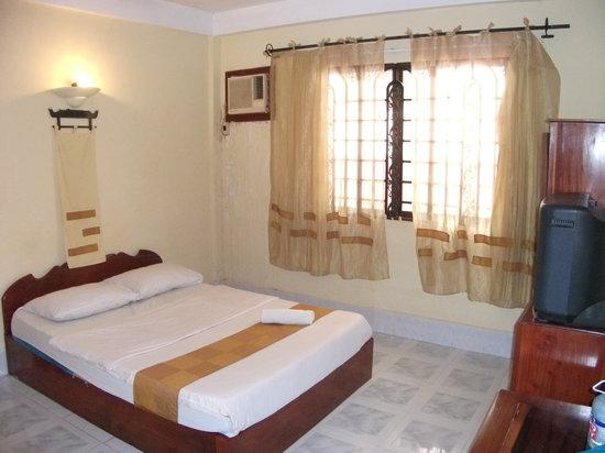 Heart of Angkor Guesthouse: 部屋は狭いですが、清潔に保たれています