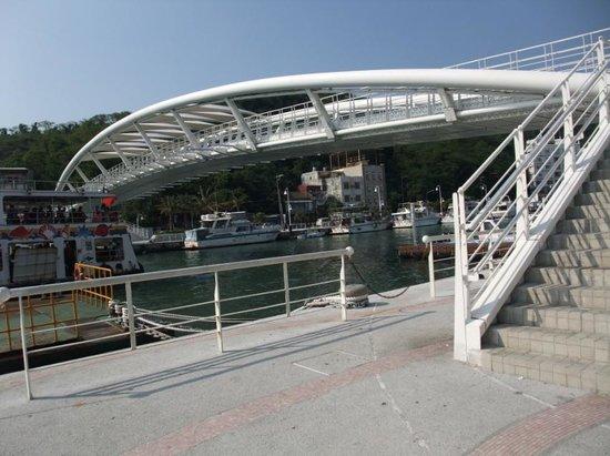 Gushan Ferry Pier : 鼓山渡輪站6