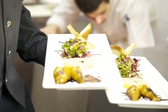Restaurant La Cremaillere : Service