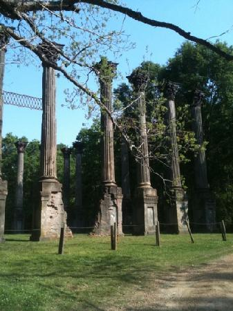 Port Gibson, MS: Windsor ruins