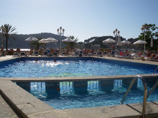 Hotel Eden: piscine de l'hotel