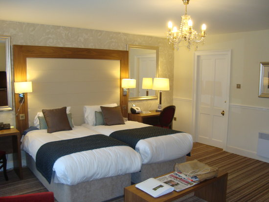 Holme Lacy, UK: Lady Rosebud Room
