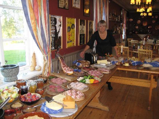 Knappgarden Pension & Restaurant Picture