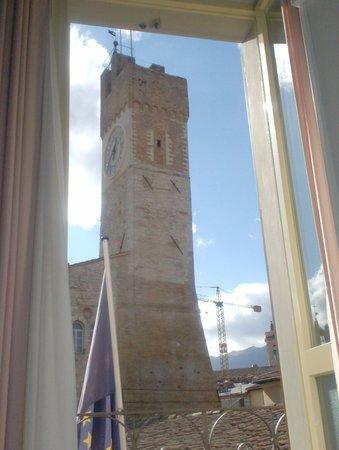Hotel Della Loggia: vista da una camera