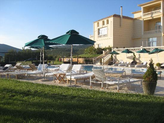 Mabely Grand Hotel: Poolblick