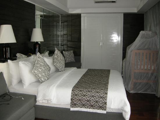 Astana Batubelig Villas : The Bedroom