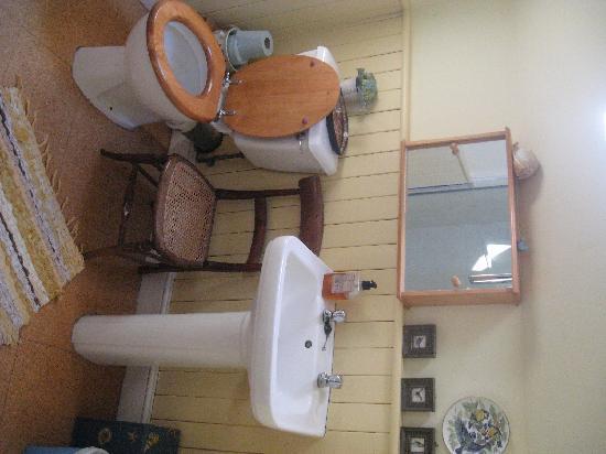 Fox Hill Bed & Breakfast: Bathroom area