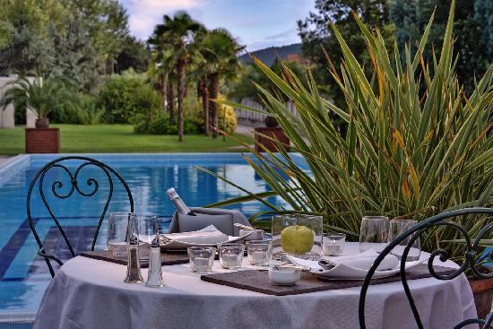 Wellness Hotel Terme delle Nazioni : Pool Bar