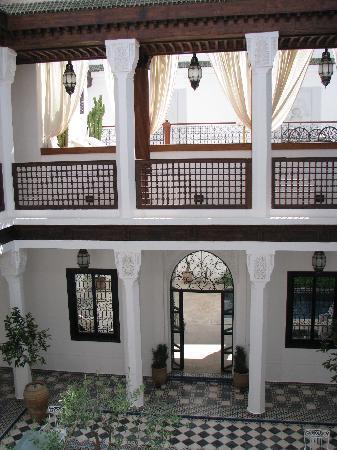 Bellamane, Ryad & Spa: La patio