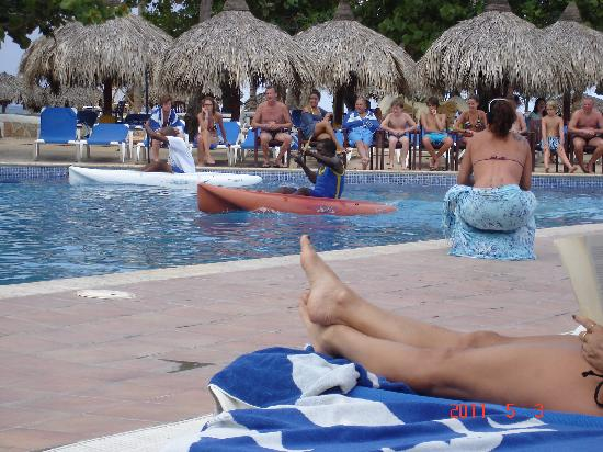 Sirenis Punta Cana Resort Casino & Aquagames: Pool