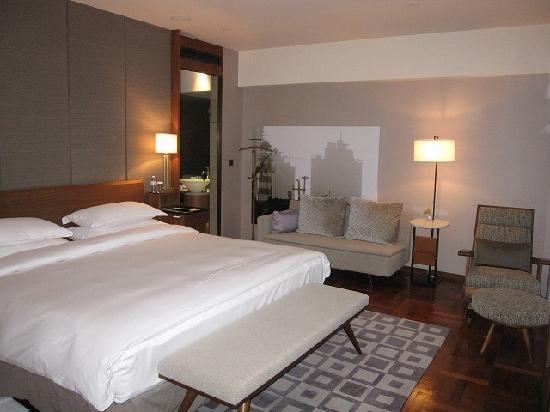 Les Suites Orient, Bund Shanghai: でラックスルーム室内