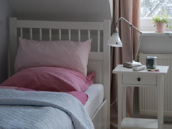 Bed & Breakfast Freiberg : Zimmer - Detailansicht