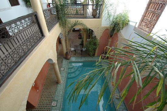 Riad Itrane : Oasis