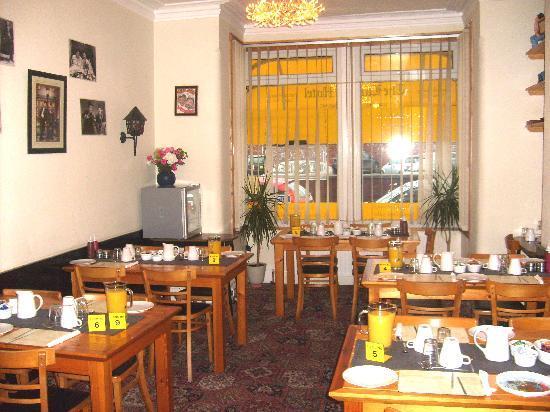 The Lantern Hotel: Dinning Room