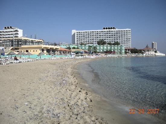 Cypern: Salamis badstrand
