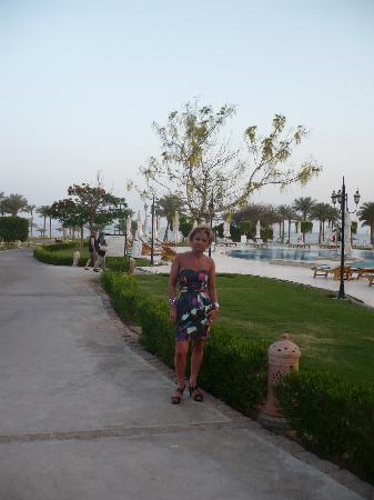 Movenpick Resort Taba Hotel : swimming pool
