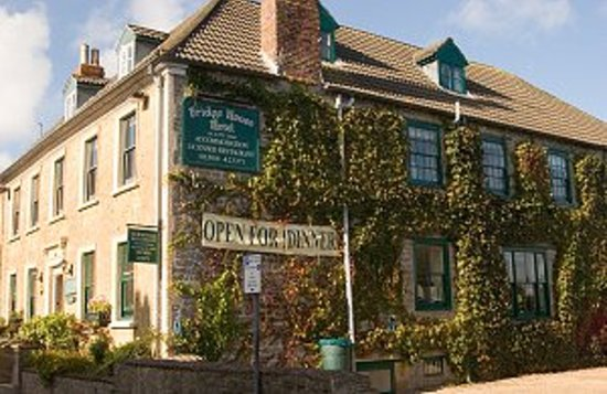 Bridport's Wine Bar & Brasserie: The BridgeHouse Hotel - Bridport