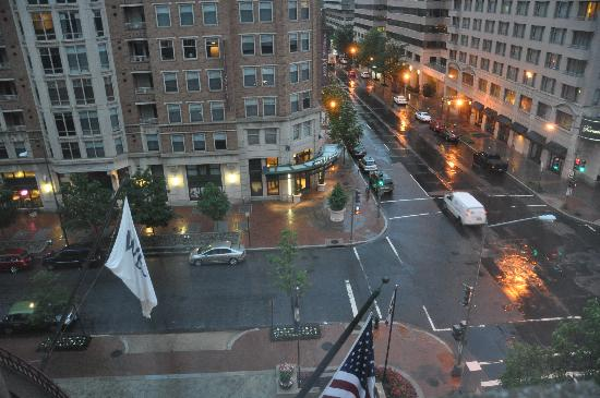 The Westin Georgetown, Washington D.C.: from a corner suite