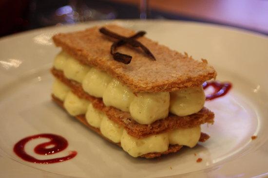L'Ardoise : Dessert