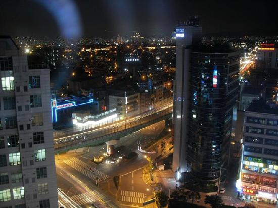 Ramada Plaza Suwon: City view